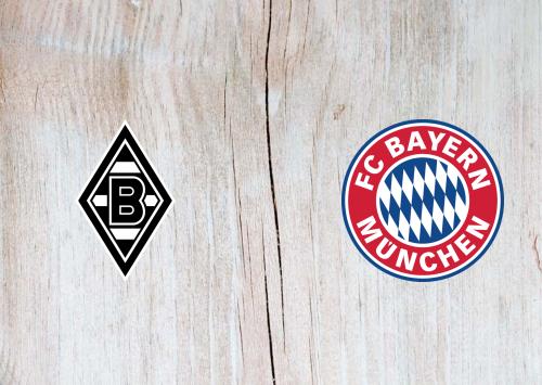 Borussia M'gladbach vs Bayern Munich -Highlights 08 January 2021