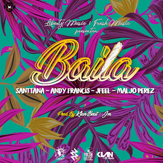 Santtana - Baila (feat. Andy Francis, Jfeel & Maljo Perez) ( 2020 ) [DOWNLOAD]