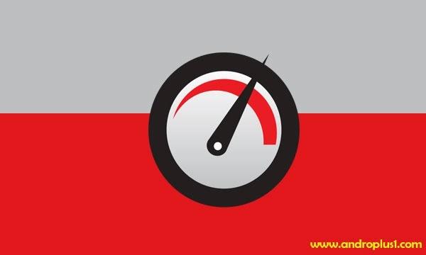 قياس سرعة النت سبيد تست