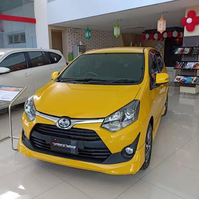 Toyota kudus
