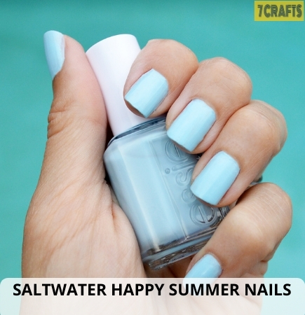 Nail Polish in Saltwater Happy