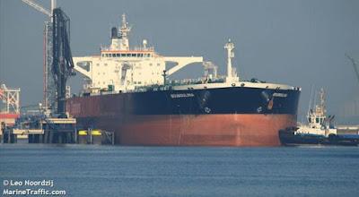 Satélites dos EUA e até a CIA ajudaram o Brasil a identificar navio poluidor