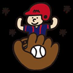 Baseball boy Mutsumin