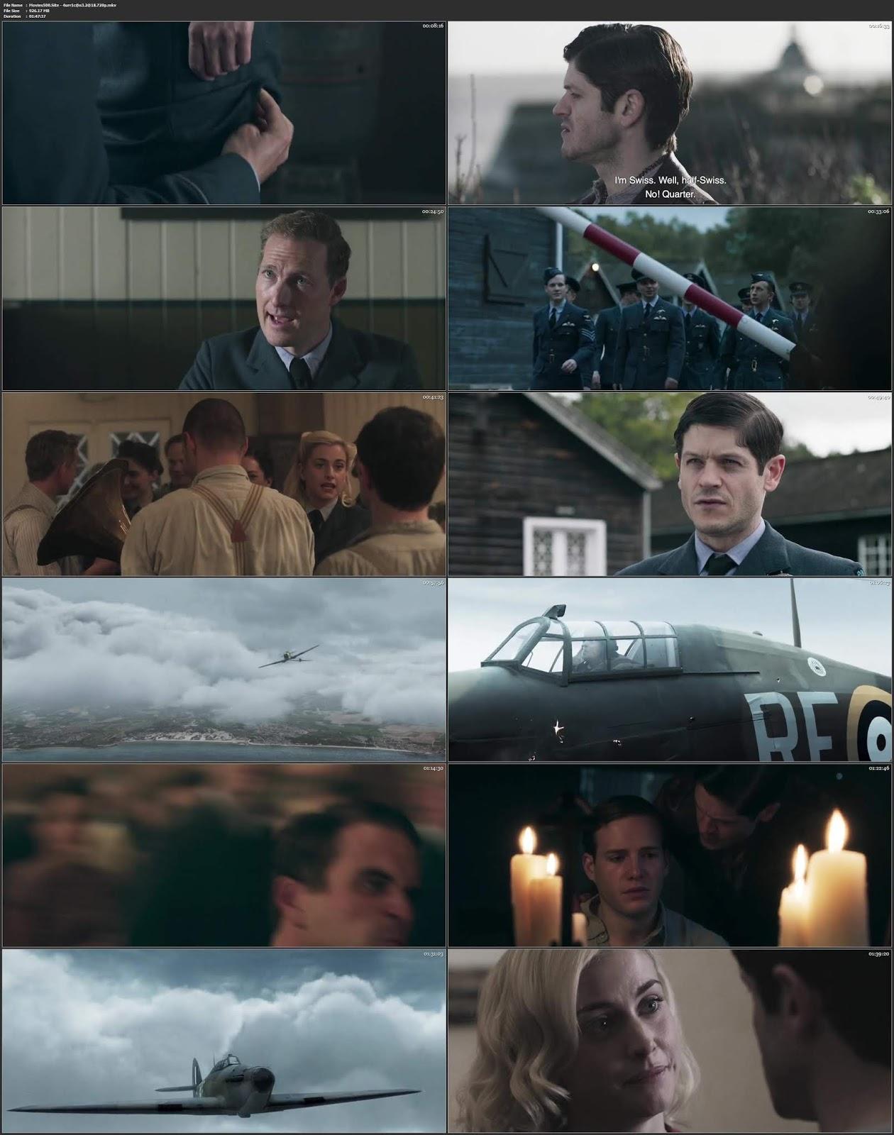 Hurricane 2018 English Movie HDRip 720p 900MB