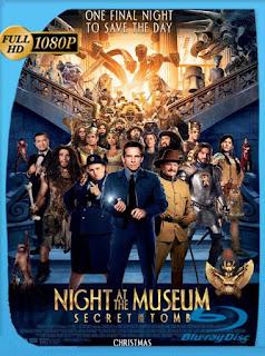 Una Noche en el Museo 3 (2014) HD [1080p] Latino [GoogleDrive] PGD