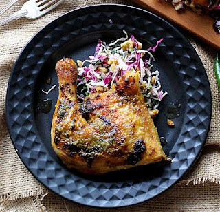 Chicken Peri Peri - African Barbeque Chicken Recipe by Food Lifes