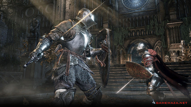 Dark Souls III Gameplay Screenshot 4