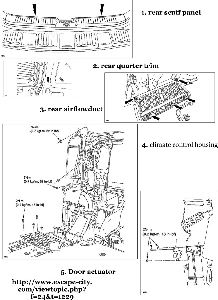 Here S A Diagram Showing All The Little Bits You Ll Need To Remove Get Access Motor It Actually Not As Hard Might Look
