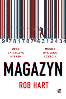 Magazyn - Rob Hart