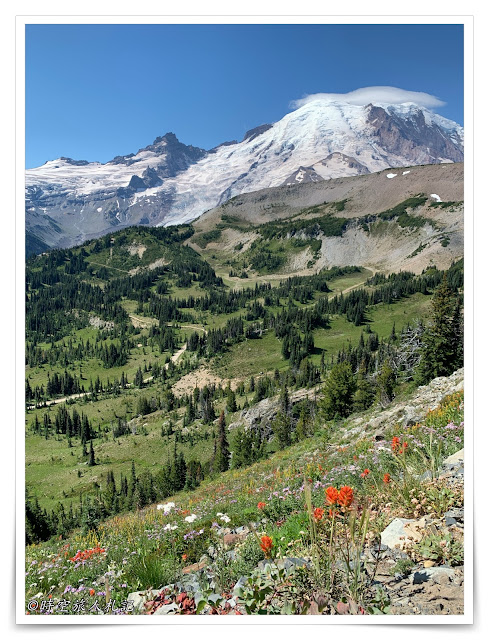 雷尼爾山國家公園Mt Rainier National Park 5