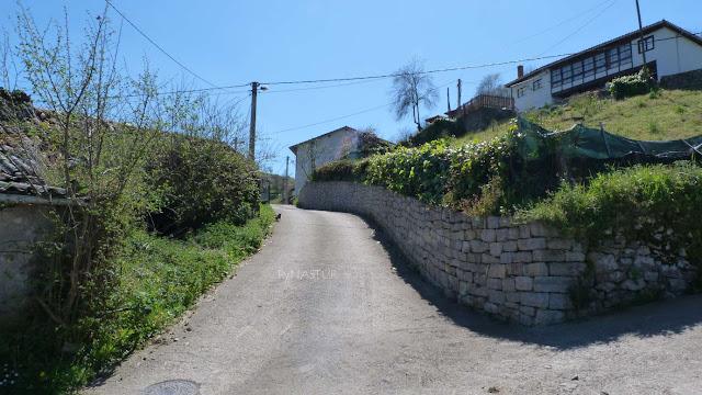 Pueblo de Pesquerín - Asturias