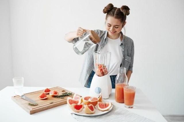 blender untuk membuat jus