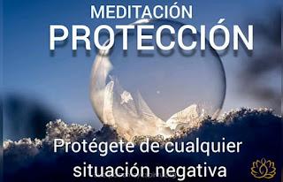 Protegerse de energías negativas