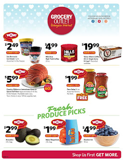 Grocery Outlet weekly ad 2/13/19 - 2/19/19