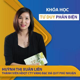 VietGrow Edu - Khóa Học Trực Tuyến Tư Duy Phản Biện - Giảng Viên Huỳnh Thị Xuân Liên [E-learning] ebook PDF-EPUB-AWZ3-PRC-MOBI