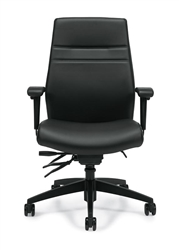 Executive Leather Task Chair