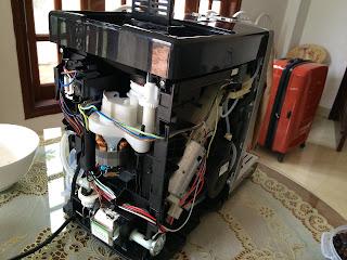 Sửa chữa máy pha cà phê Delonghi