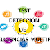 "TEST ""DETECCIÓN DE INTELIGENCIAS MÚLTIPLES""."