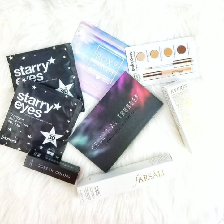 Unboxing My November BoxyCharm | Stellar Edition Products