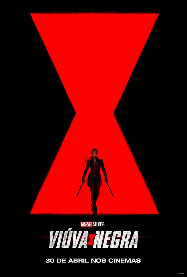 Viúva Negra ganha seu primeiro trailer