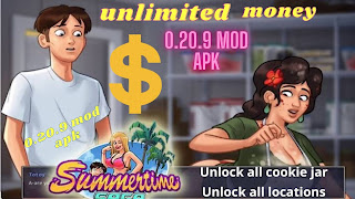 Download Summertime Saga 0.20.9 For Android Uptodown