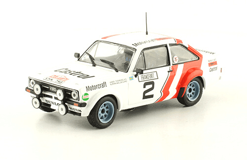collezione rally monte carlo Ford Escort RS 1800 1979 D. Waldegard - H. Horszelius