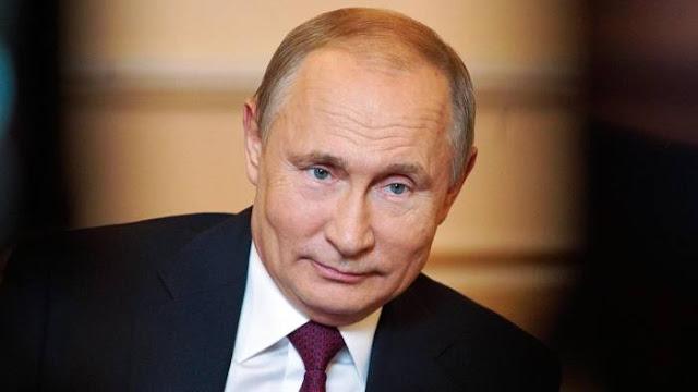Vladimir Putin Setujui Rusia Gunakan Bom Nuklir Jika Terjadi Perang