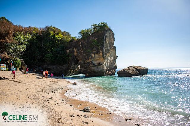 rock formation marinduque