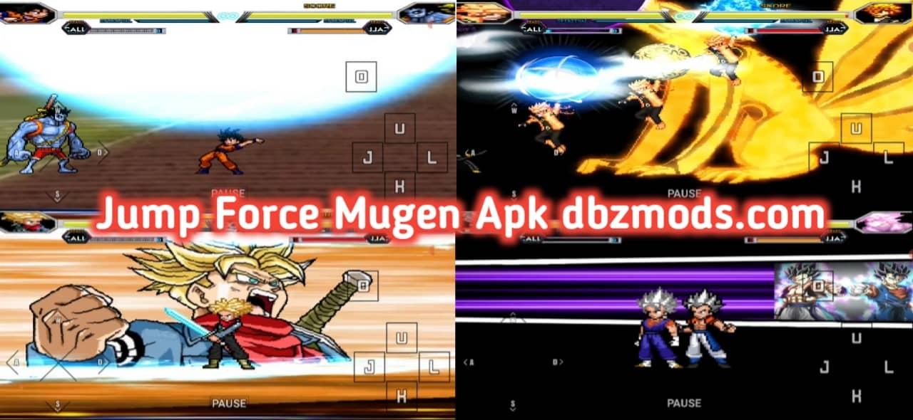 Dragon Ball Z Vs Naruto Mugen Apk download