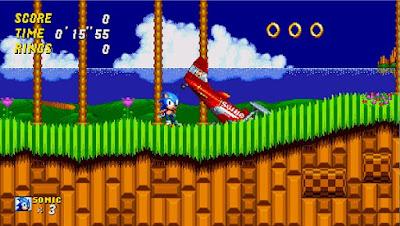 Sonic the Hedgehog 2 Gameplay