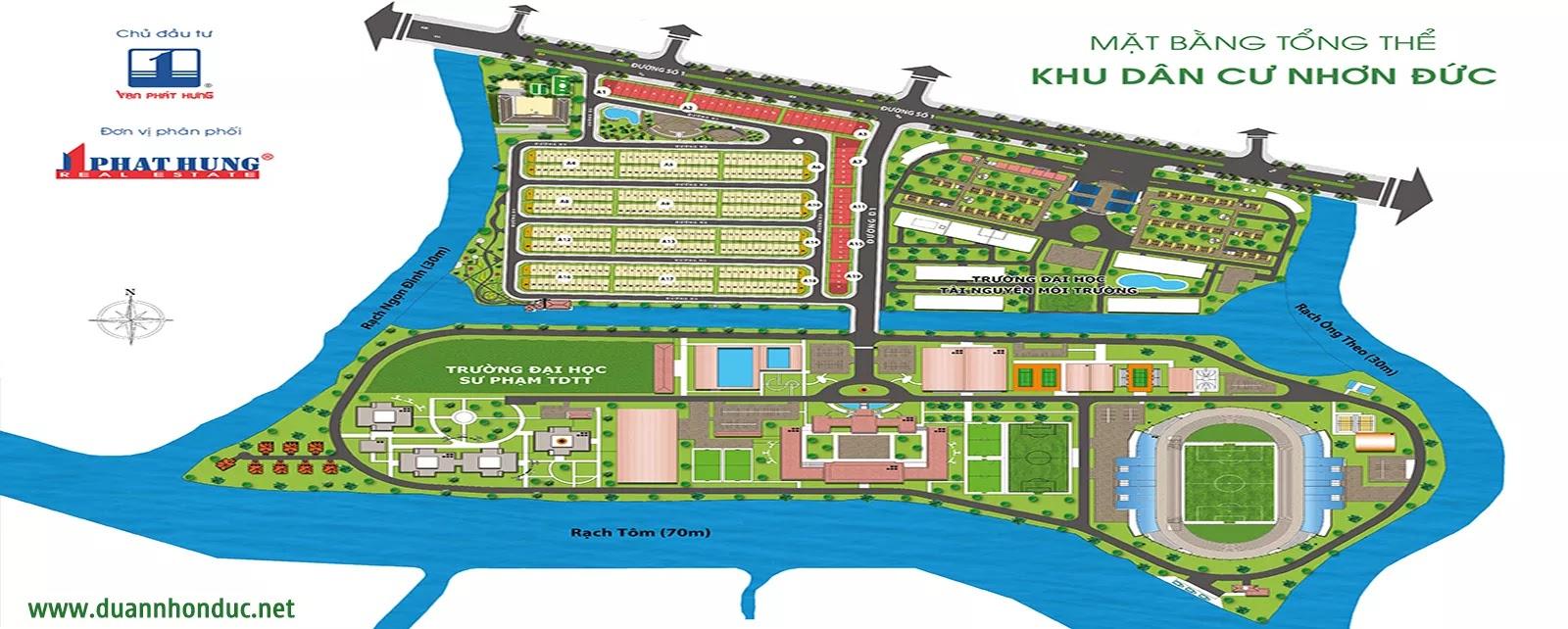 BĐS khu vực Nhơn Đức (huyện Nhà Bè) đang trở thành kênh đầu tư đầy tiềm năng cho nhiều khách hàng
