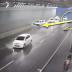 คลิปวินาที อุบัติเหตุหมู่อุโมงค์ทางลอดฟ้าฮ่าม รถยนต์เสียหลักพุ่งชน จยย. จอดหลบฝน เจ็บระนาว, ถนนซุปเปอร์ไฮเวย์ เชียงใหม่ – ลำปาง ขาออก