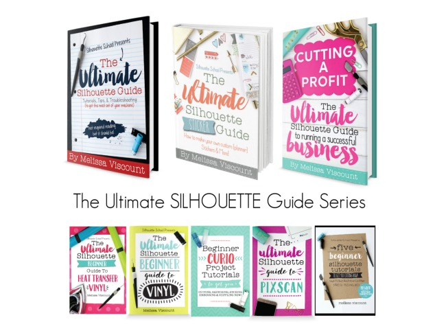 Silhouette School Books for Dummies Silhouette CAMEO Beginners