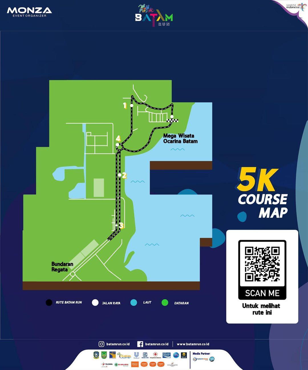5K - Batam Run • 2020