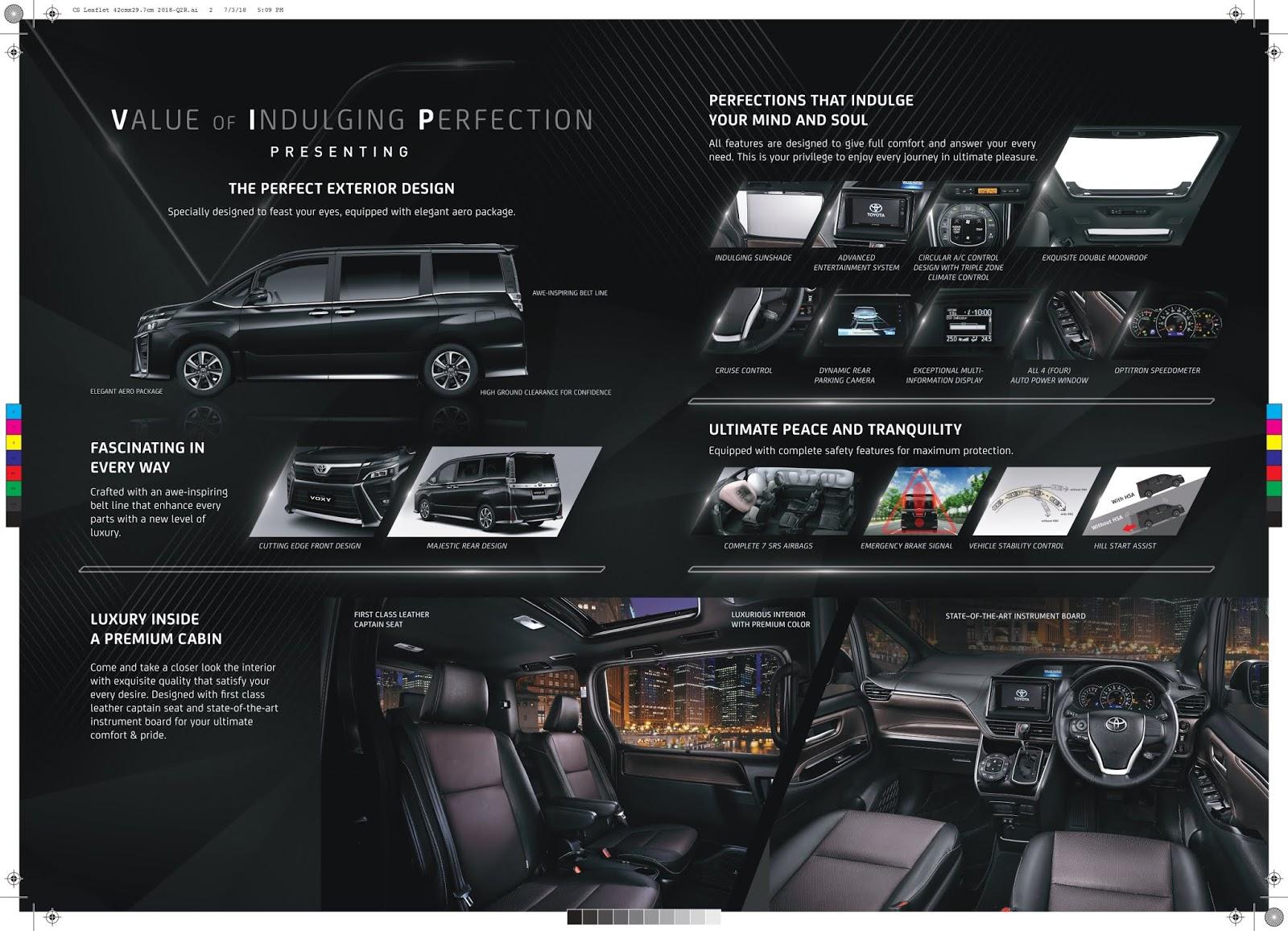 All New Voxy - Info Spesifikasi, harga Toyota Voxy Bali, promo Toyota Voxy Bali