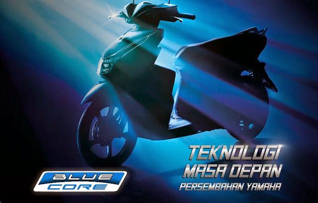 Teknologi Blue Core Yamaha Mio M3 125