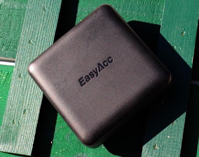 EasyAcc power bank ultra sottile da 9000 mah