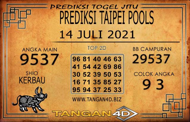 PREDIKSI TOGEL TAIPEI TANGAN4D 14 JULI 2021