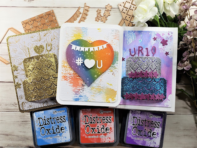 Spellbinders May Large Die Kit of the Month