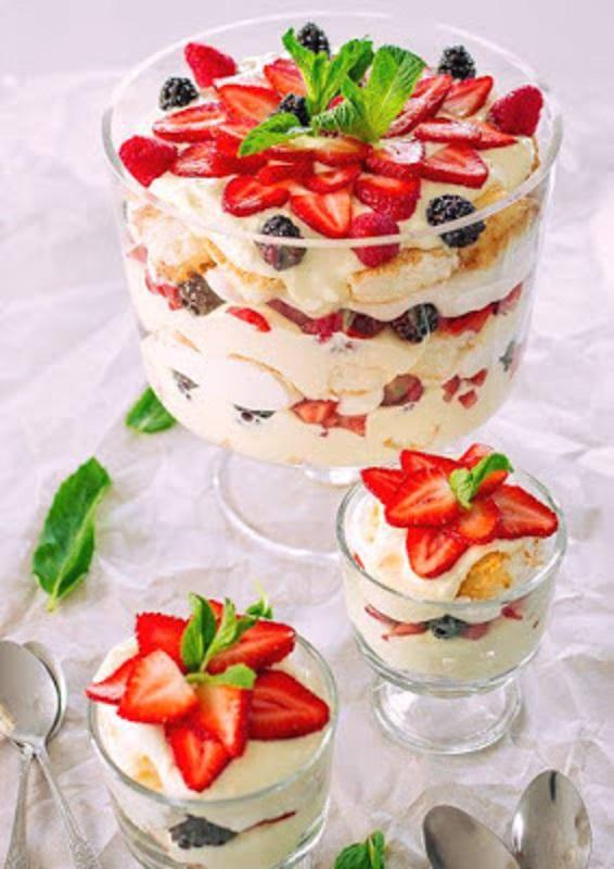 ෆෘට් ට්රයිෆල් ගෙදරදී හදමු (Let's Make Fruit Trifles At Home) - Your Choice Way