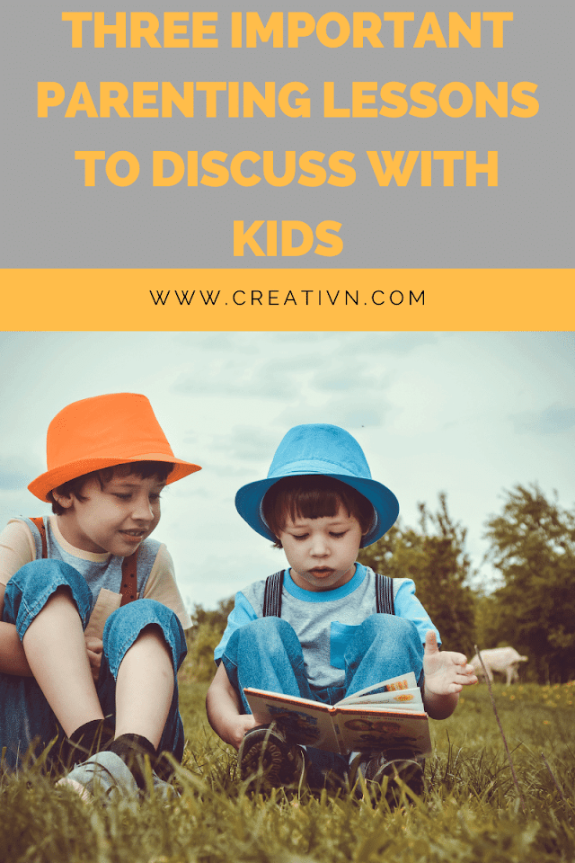 The most important creative ideas for kids