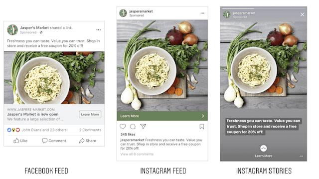 Bán hàng qua Stories trên Facebook và Instagram