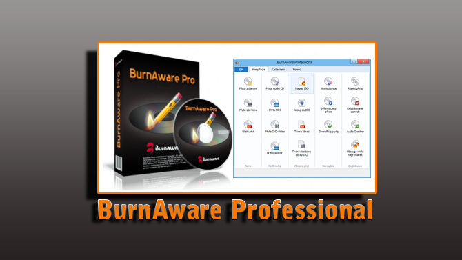 Download BurnAware Professional 11.5 Full Version 100% Free