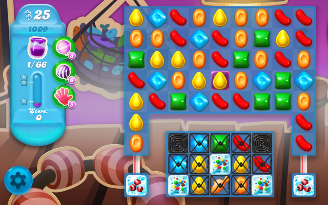 Candy Crush Soda Saga 1009