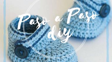 Patucos al Crochet - DIY