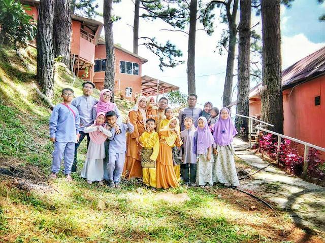 Cerita Raya di Kundasang 2018!