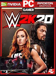 WWE 2K20 Deluxe Edition PC Full Español [GoogleDrive] SilvestreHD