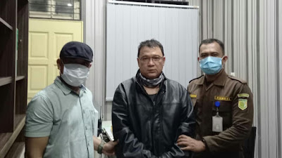 Tim Tabur Kejati Sumut Tangkap Tersangka DPO Korupsi Videotron Medan