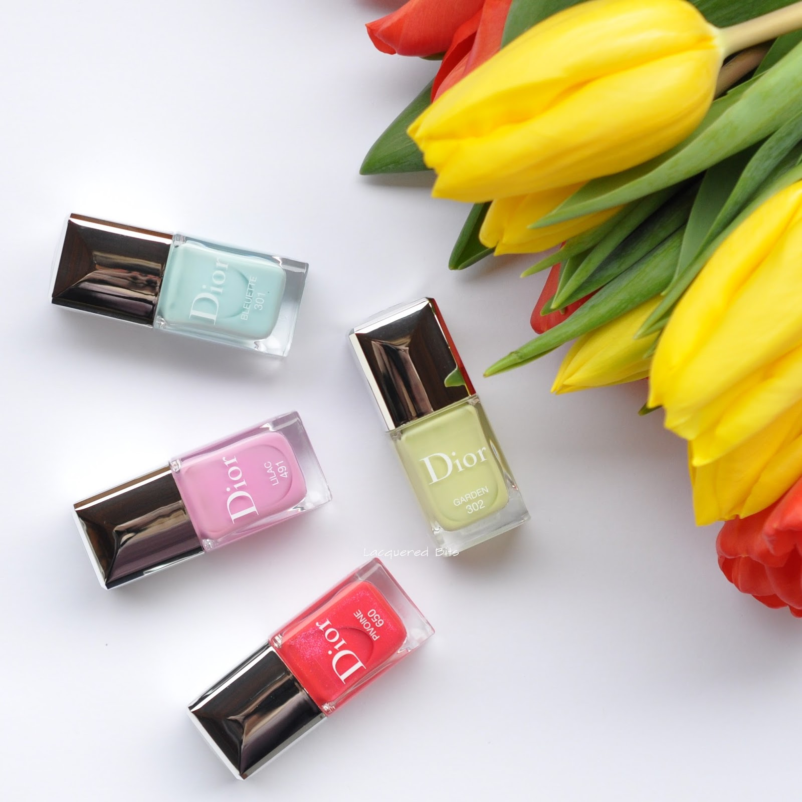 Dior Spring 2016 - Glowing Gardens Collection - Swatches & Review