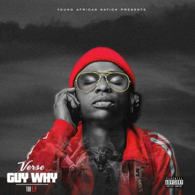 EP REVIEW: GUY WHY? - Verse Junior